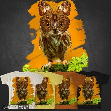 Butterfly Owl