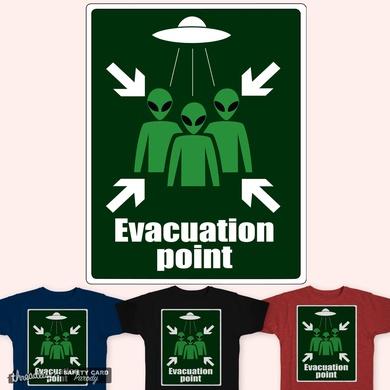 Alien Evacuation Point