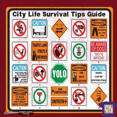 City Survival Guide