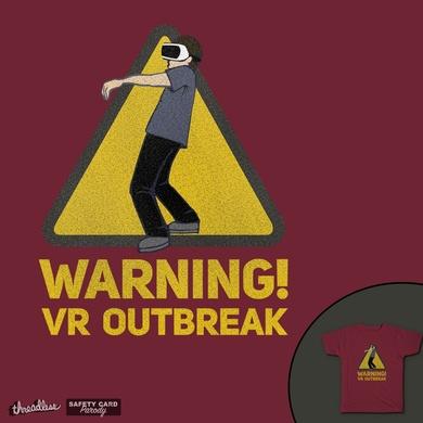 VR WARNING