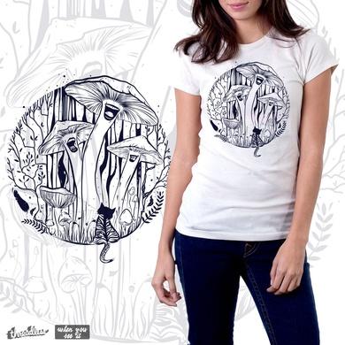 The Singing Mushrooms & The Zebra Cat