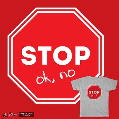 STOP ok, no