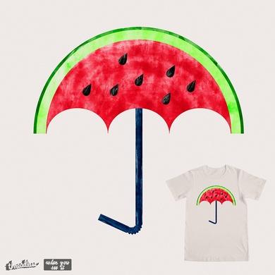 Juicy umbrella
