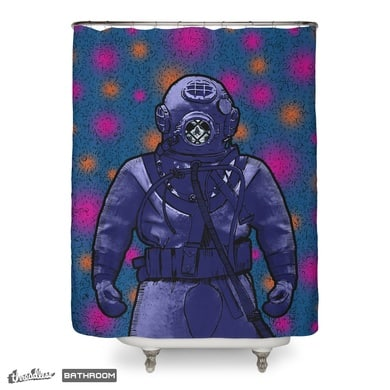 AQUANAUT IN PSYCHEDELIC ABYSS!