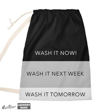 Wash It Now Bag