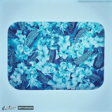 Blue Silver Silk Flowers!