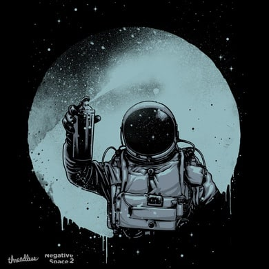 Paint the moon
