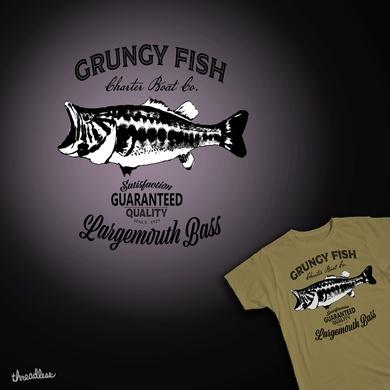 Grungy Fish