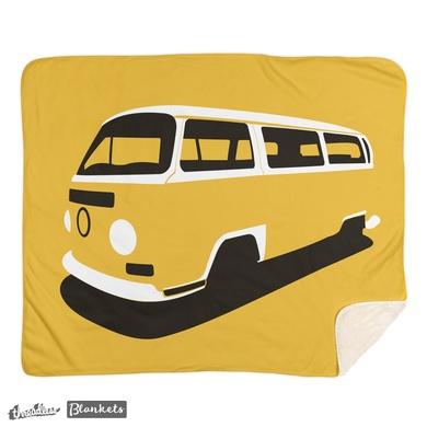 Van (horizontal version blanket)
