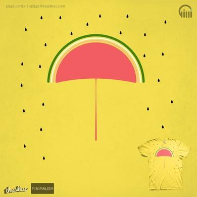 It's raining seeds...ALELUIA
