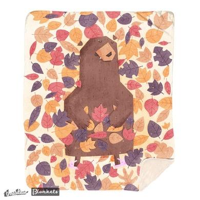 Leaf the Bear Alone