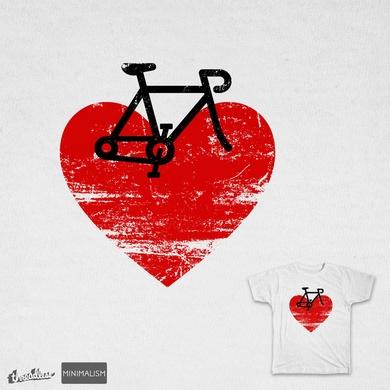 Bike in my heart
