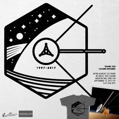 In Honour of Cassini–Huygens