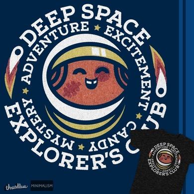 Deep Space Explorers Club (Revised)