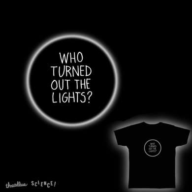 Solar eclipse: Who turned out the lights?