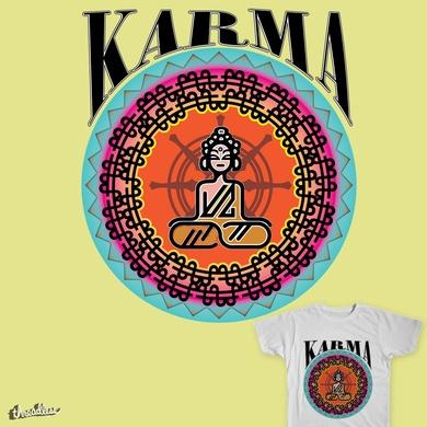 BUDDHA -KARMA