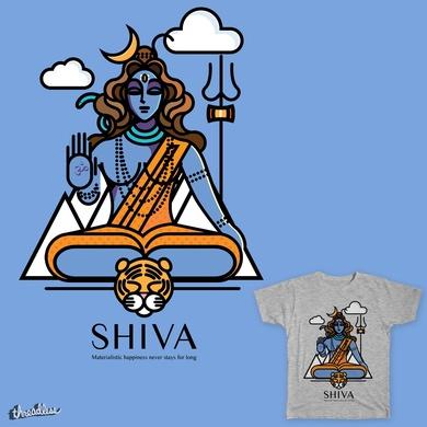 shiva-the healer