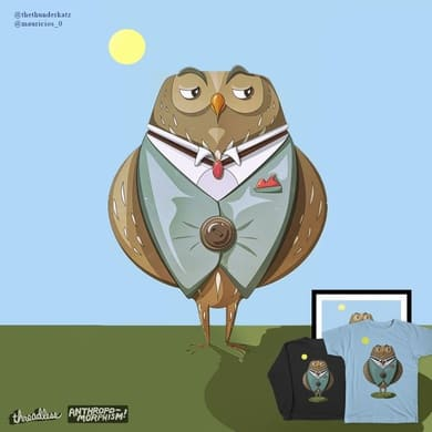 Wow Mr. Owl!