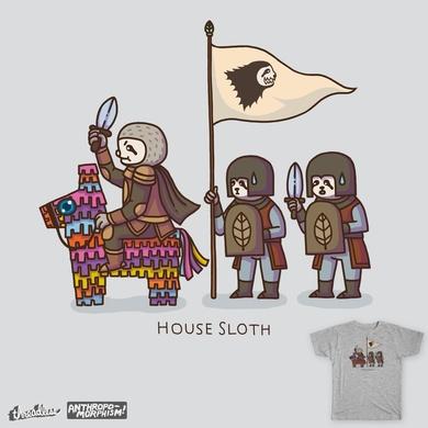 house sloth