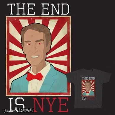 The End Is Nye