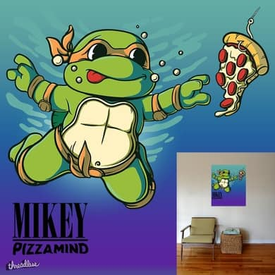 MIKEY - Pizzamind