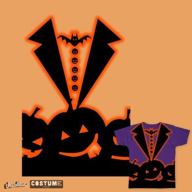 Halloween Tuxedo