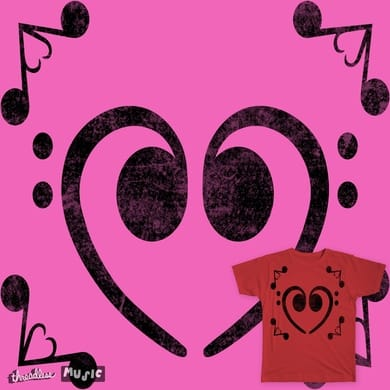 Bass is in the Heart