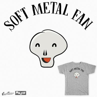 Soft Metal Fan