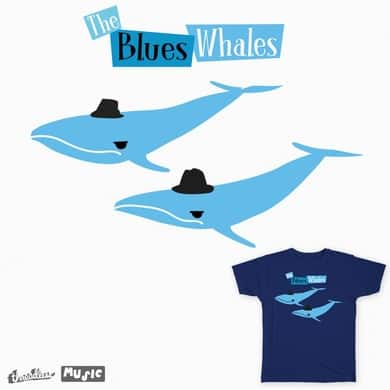 The Blues Whales