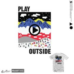 PLAY OUTSIDE