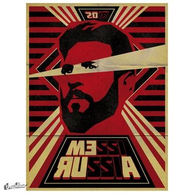 The communist messi
