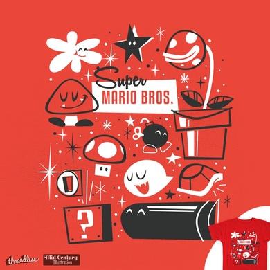 Super-Century Mario!