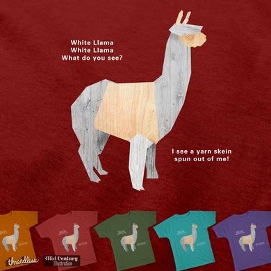 White Llama White Llama