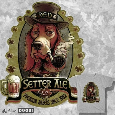 Red Setter Ale