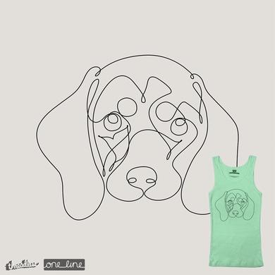 One line dachshund