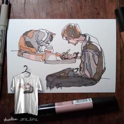 An Artist's Best Friend