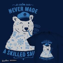 Sailor Tattoed Bear