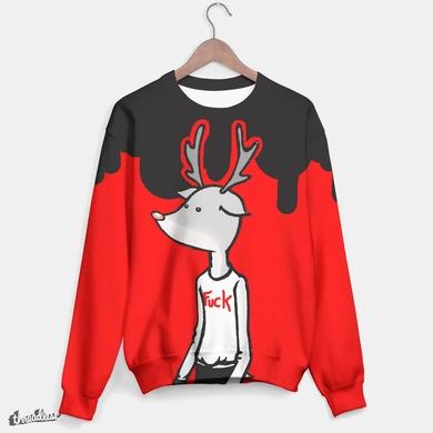 Almost Christmas Reindeer