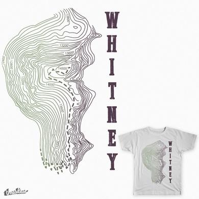 Whitney Topo