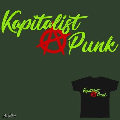 Kapitalist Punk Green