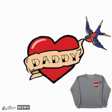 I <3 Daddy