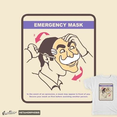 EMERGENCY MASK
