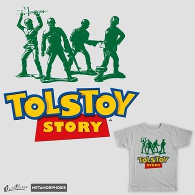 Tolstoy Story