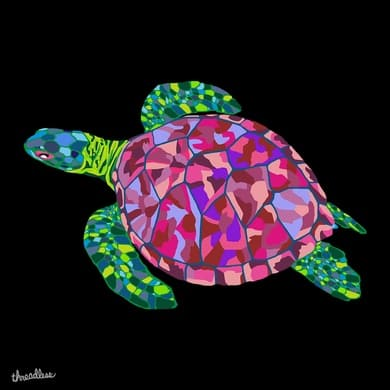 Timeless Turtle