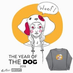 The year of the dog.