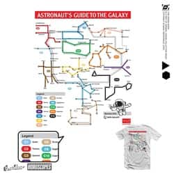 ASTRONAUT'S GUIDE TO GALAXY