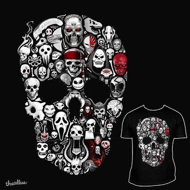 Skulls puzzle
