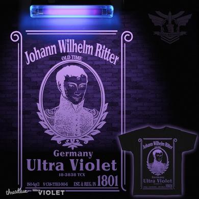 Johann Wilhelm Ritter; Ultraviolet Founder