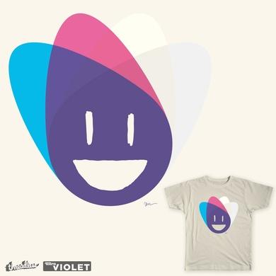 CMYB UV smiley