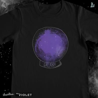 Ultra violet galaxy